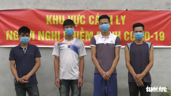Khởi tố vụ đưa 4 người Lào đi 'chui' vào Việt Nam để sang Trung Quốc - Ảnh 2.