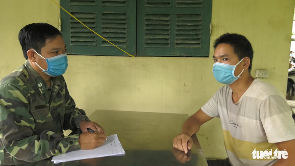 Khởi tố vụ đưa 4 người Lào đi 'chui' vào Việt Nam để sang Trung Quốc - Ảnh 1.