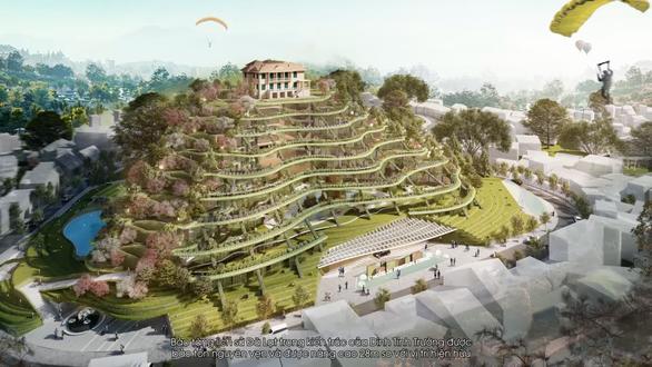 Sẽ xây dựng khách sạn cao 10 tầng ở khu dinh tỉnh trưởng Đà Lạt - Ảnh 2.