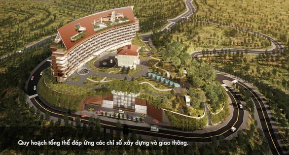 Sẽ xây dựng khách sạn cao 10 tầng ở khu dinh tỉnh trưởng Đà Lạt - Ảnh 6.
