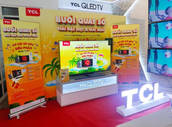 TCL tìm ra chủ nhân sở hữu siêu phẩm QLED TV - Ảnh 1.