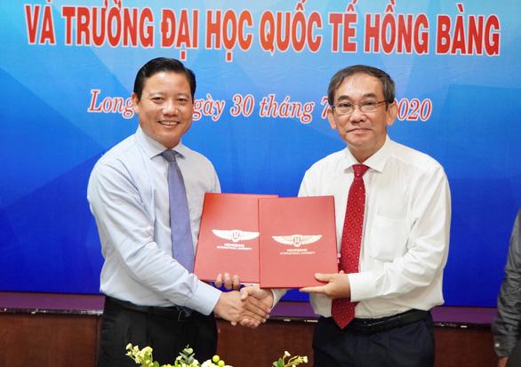 Các chuyên gia đầu ngành tại Đại học HIU nghiên cứu khoa học cho tỉnh Long An - Ảnh 1.