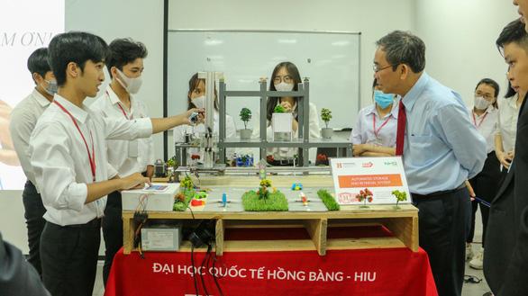 Các chuyên gia đầu ngành tại Đại học HIU nghiên cứu khoa học cho tỉnh Long An - Ảnh 2.