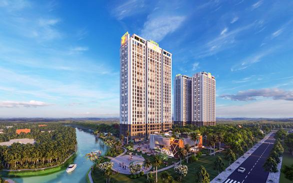 Thế kiềng ba chân giúp các dự án giữ vững vị thế trên thị trường bất động sản - Ảnh 1.