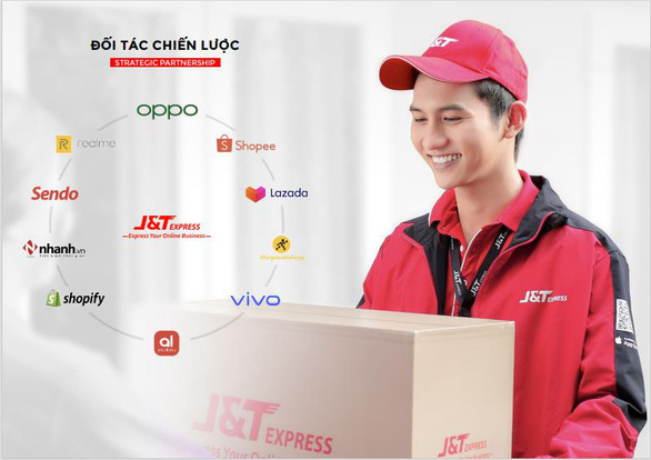 Chuyển phát nhanh J&T Express bước sang năm thứ 3 với sự tăng trưởng vượt bậc - Ảnh 4.