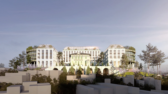 Sẽ xây dựng khách sạn cao 10 tầng ở khu dinh tỉnh trưởng Đà Lạt - Ảnh 4.