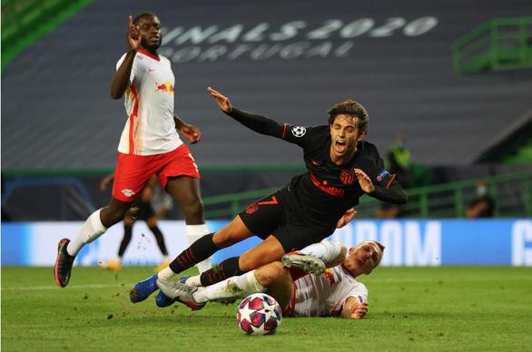 Gây sốc khi đánh bại Atletico Madrid, Leipzig làm nên lịch sử tại Champions League - Ảnh 4.