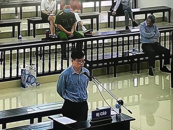 Bị cáo Trương Duy Nhất hầu tòa phúc thẩm - Ảnh 1.