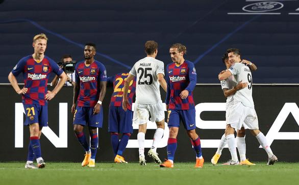 Thua 2-8 trước Bayern, đây là Barcelona tệ nhất trong lịch sử? - Ảnh 1.