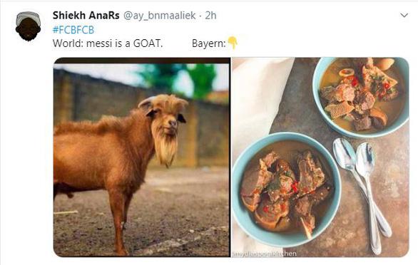 Dân mạng chế cảnh Messi viết thư chia tay mối tình đầu sau trận Barca thảm bại 2-8 - Ảnh 3.