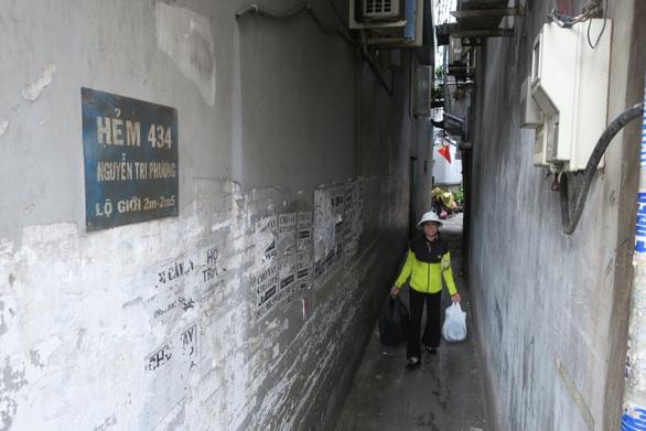 Hẻm Sài Gòn - Những đời người - Kỳ 8: Hẻm nhỏ Quán Nghèo - Ảnh 3.