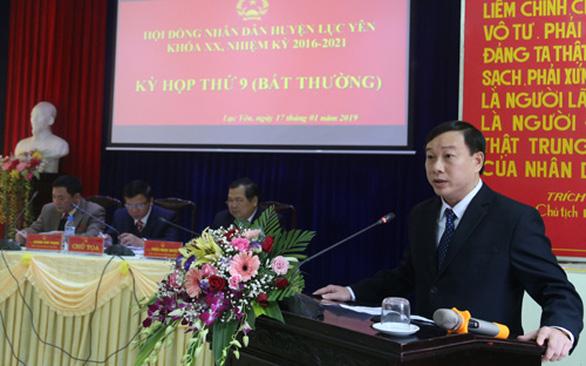 Chủ tịch UBND TP Yên Bái tử vong ở tuổi 46 do nhồi máu cơ tim - Ảnh 1.
