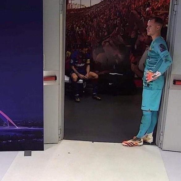 Messi nhận điểm 0 lần đầu tiên trong sự nghiệp - Ảnh 1.