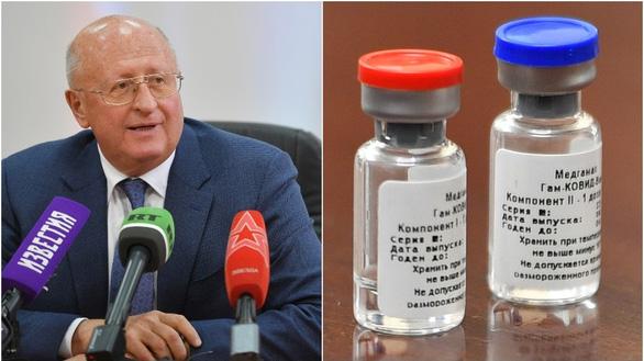 Nga tiết lộ lý do phát triển nhanh vắc xin COVID-19 chỉ trong 5 tháng - Ảnh 1.