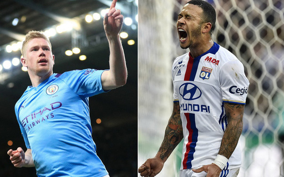 Tứ kết Champions League: Lyon sẵn sàng tạo động đất - Ảnh 1.