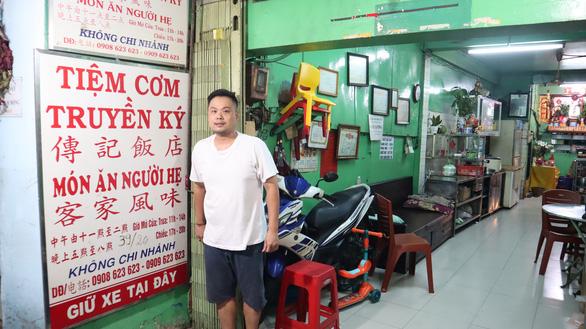 Hẻm Sài Gòn - Những đời người - Kỳ 8: Hẻm nhỏ Quán Nghèo - Ảnh 1.