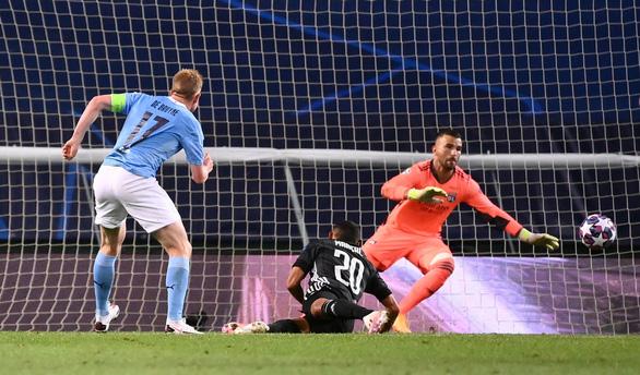 Lyon tạo địa chấn, loại Man City khỏi Champions League - Ảnh 2.