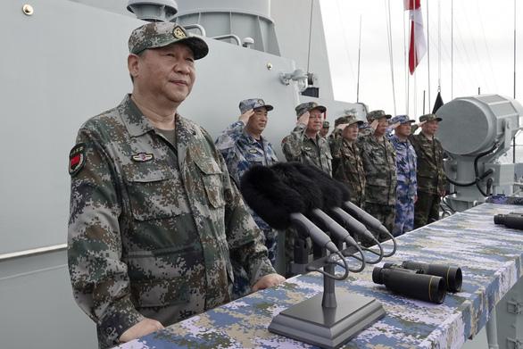 Cựu lãnh đạo CIA: Trung Quốc có thể lấy Đài Loan trong 3 ngày giữa tháng 1-2021 - Ảnh 1.