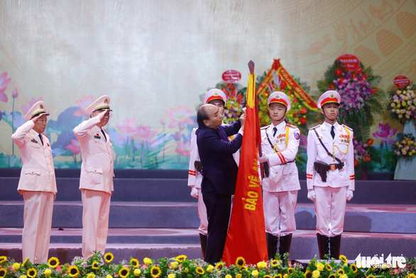 Thủ tướng: Công an cần tiếp tục trọng dân, gần dân, hiểu dân, học dân - Ảnh 1.