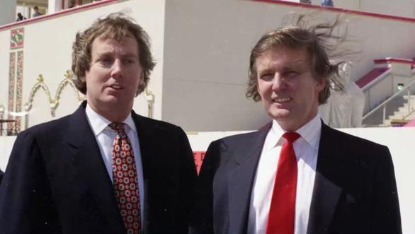 Robert Trump - chàng trai duy nhất được Tổng thống Trump gọi là bé yêu - Ảnh 2.