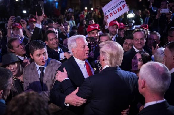 Robert Trump - chàng trai duy nhất được Tổng thống Trump gọi là bé yêu - Ảnh 1.