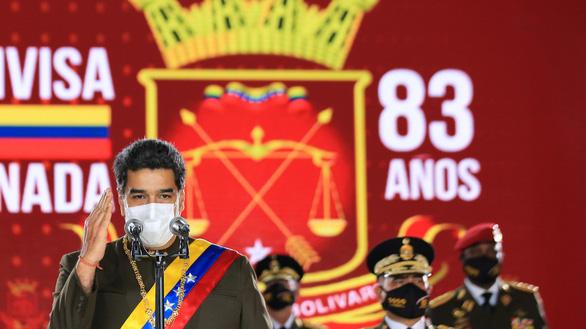 Tổng thống Venezuela: Tôi xung phong tiêm vắc xin của Nga - Ảnh 1.