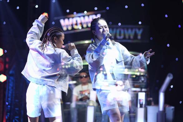 TLinh: Người con gái ấy đại diện cho Rap Việt - Ảnh 3.