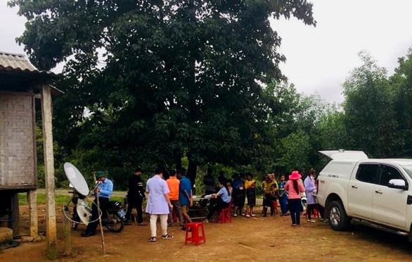 Dịch bạch hầu lan rộng lên miền tây Quảng Trị - Ảnh 1.