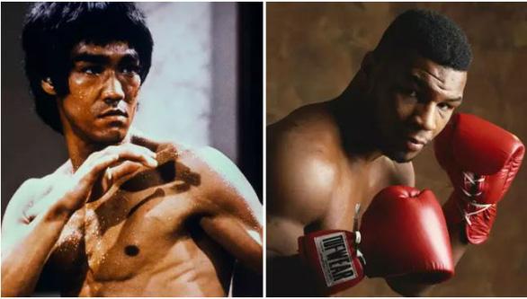 Tứ đại cao thủ do Trung Quốc chọn: Mike Tyson đệ nhị, Lý Tiểu Long đệ nhất - Ảnh 1.