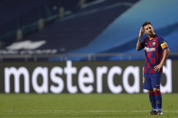 Messi - Barca: Tình đầu có dễ vỡ? - Ảnh 1.