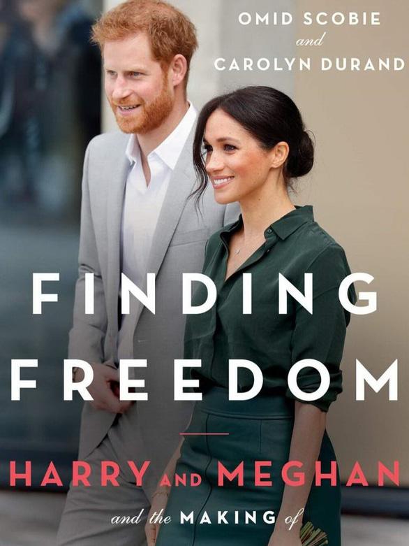 Cuốn sách được chờ đợi về cặp đôi Hoàng gia Anh - Ảnh 1.