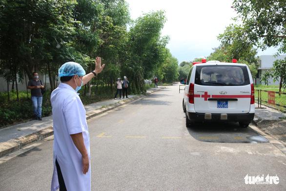 6 bệnh nhân nhiễm COVID-19 nặng ở Huế khỏi bệnh, một bệnh nhân được xuất viện - Ảnh 2.