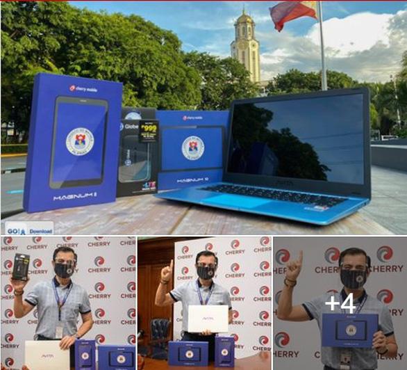 Manila cấp không máy tính bảng, laptop cho thầy trò học từ xa - Ảnh 1.