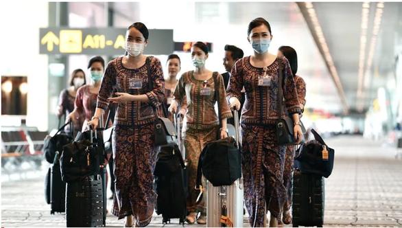 Nhờ đâu phi hành đoàn của Singapore an toàn trước virus corona? - Ảnh 1.