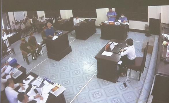 Đường Nhuệ đề nghị tự bào chữa vì không muốn làm mất thời gian của tòa - Ảnh 2.