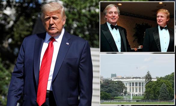 Tổng thống Trump muốn tưởng niệm em trai ở Nhà Trắng - Ảnh 1.