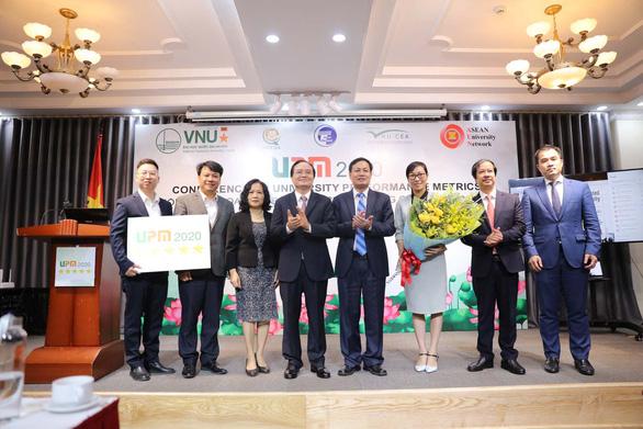Việt Nam gắn sao cho các trường đại học châu Á - Ảnh 1.