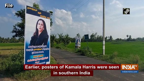 Dân làng Ấn Độ cầu khấn bà Kamala Harris trở thành phó tổng thống Mỹ - Ảnh 2.
