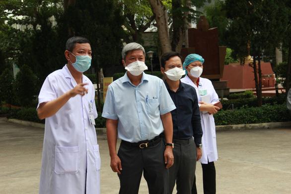 Dịch ở Đà Nẵng đang dần ổn định, Thứ trưởng Nguyễn Trường Sơn rời đi vào ngày mai - Ảnh 2.