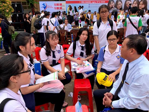 ĐH Tài chính - marketing: điểm chuẩn xét tuyển học bạ 20 - 27,5 - Ảnh 1.