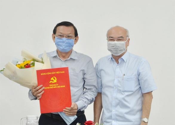Ông Nguyễn Tấn Phong giữ chức phó chủ tịch Hội Nhà báo TP.HCM - Ảnh 1.