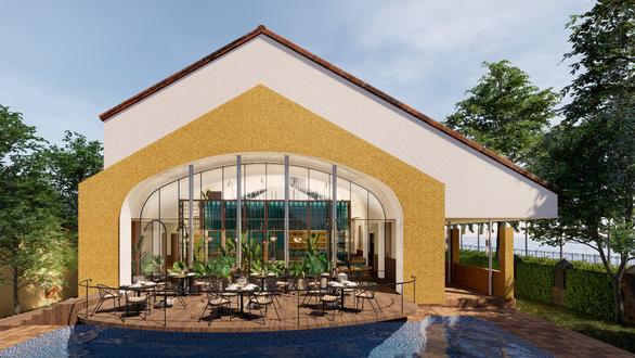 The Secret Côn Đảo, khách sạn đầu tiên của AKYN Group chính thức mở cửa - Ảnh 4.