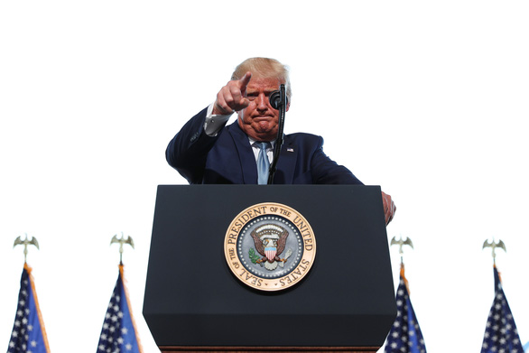 Ông Trump: Hủy đối thoại với Trung Quốc, bây giờ tôi không muốn nói chuyện với họ - Ảnh 1.