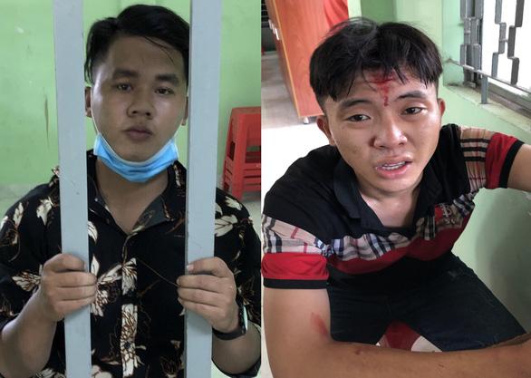 Một thượng úy công an bị đâm nhập viện trong lúc bắt trộm - Ảnh 1.