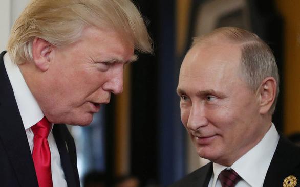 Tình báo Mỹ: Có rò rỉ thông tin bầu cử 2016 cho tình báo Nga - Ảnh 1.