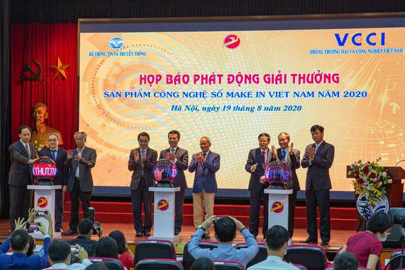 Tìm các sản phẩm Make in Vietnam xuất sắc góp phần phát triển kinh tế số - Ảnh 2.