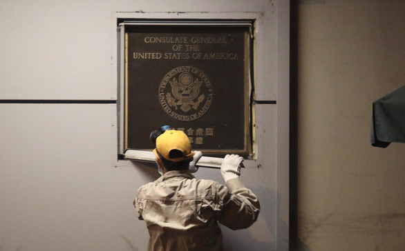 Tổng lãnh sự quán Mỹ đóng cửa, Thành Đô lo mất luôn đầu tư ngoại - Ảnh 1.