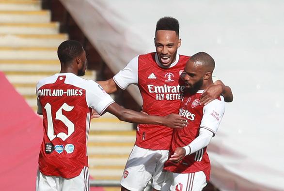 Thắng ngược Chelsea, Arsenal vô địch Cúp FA 2020 - Ảnh 3.
