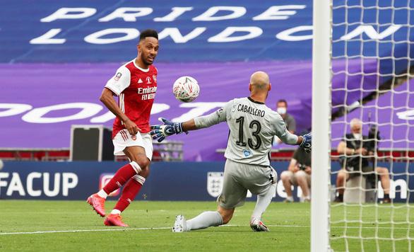 Thắng ngược Chelsea, Arsenal vô địch Cúp FA 2020 - Ảnh 4.