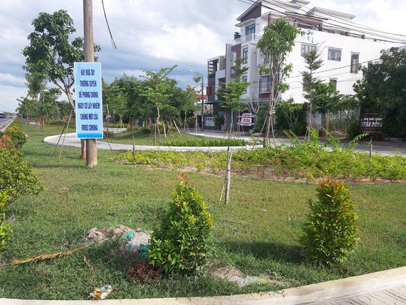 Quảng Nam phong tỏa tạm thời nhiều khu dân cư có nguy cơ lây nhiễm COVID-19 - Ảnh 1.